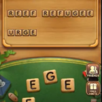 Word connect level 1216
