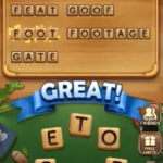 Word connect level 1219