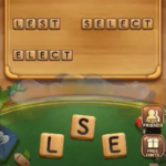 Word connect level 1222