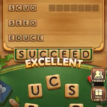 Word connect level 1234