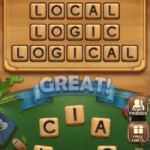 Word connect level 1240
