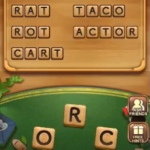 Word connect level 1250