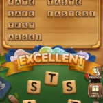 Word connect level 1255