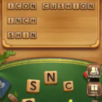 Word connect level 1259