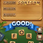 Word connect level 1268