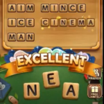 Word connect level 1274
