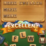Word connect level 1279