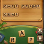 Word connect level 1296