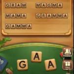 Word connect level 1307