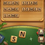 Word connect level 1309