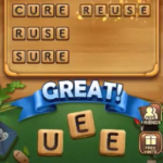 Word connect level 1310