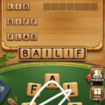 Word connect level 1322