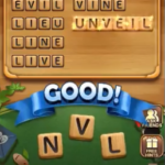 Word connect level 1324