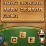 Word connect level 1325