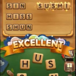 Word connect level 1353