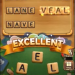 Word connect level 1357