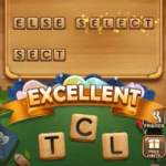 Word connect level 1361