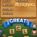 Word connect level 1381