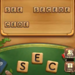 Word connect level 1386
