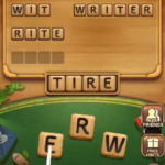 Word connect level 1390