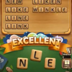 Word connect level 1425