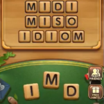Word connect level 1430
