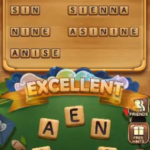 Word connect level 1477