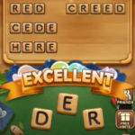 Word connect level 1484