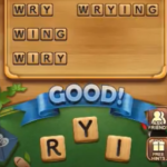 Word connect level 1485