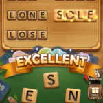 Word connect level 1520