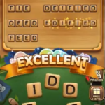 Word connect level 1536