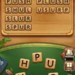 Word connect level 1544