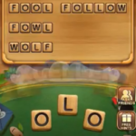Word connect level 1545