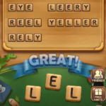 Word connect level 1546