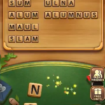 Word connect level 1547