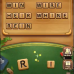 Word connect level 1551