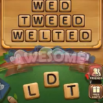 Word connect level 1556