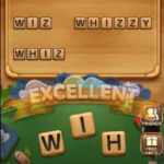 Word connect level 1558