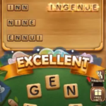 Word connect level 1582