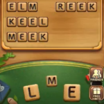 Word connect level 1587