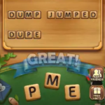Word connect level 1590