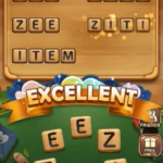 Word connect level 1592