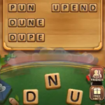 Word connect level 1595