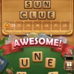 Word connect level 1597