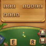 Word connect level 1598