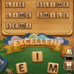 Word connect level 1616