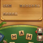Word connect level 1631