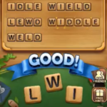 Word connect level 1633