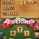Word connect level 1634