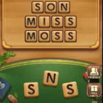Word connect level 1636